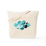 hibiscus-bag Tote Bag