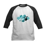 hibiscus-bag Baseball Jersey