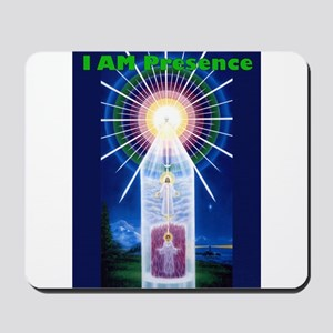 Beloved mighty I AM Presence Mousepad
