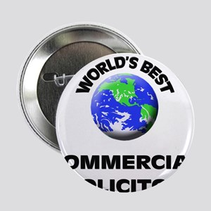"""World's Best Commercial Solicitor 2.25"""" Button"""