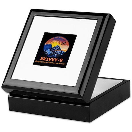 Skivvy 9 Keepsake Box