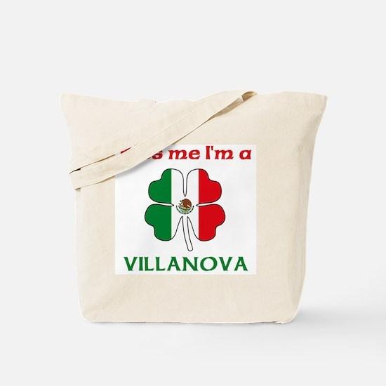 Villanova Family Tote Bag