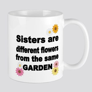 SISTER ARE DIFFERENT FLOWER FROM THE SAME GARDEN M