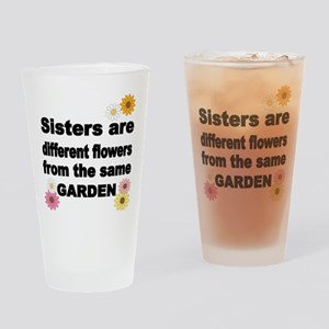 SISTER ARE DIFFERENT FLOWER FROM THE SAME GARDEN D