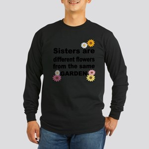 SISTER ARE DIFFERENT FLOWER FROM THE SAME GARDEN L