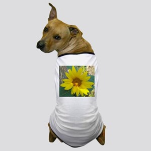Sunshine in the Garden Dog T-Shirt