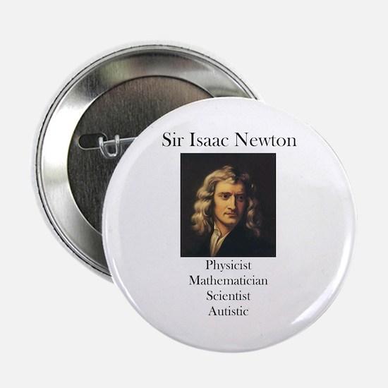 Autistic Isaac Newton Button