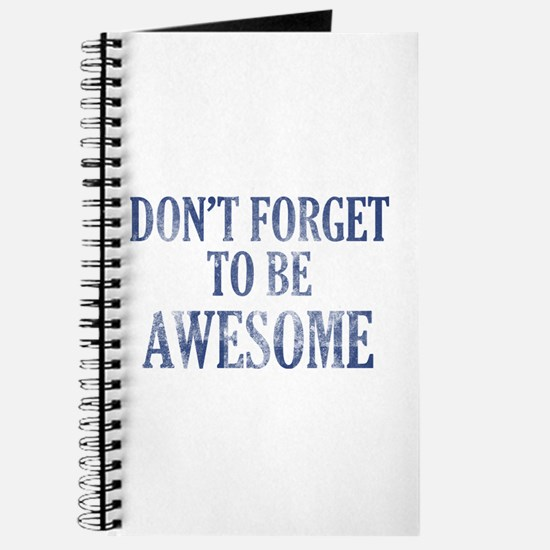 Funny Awesome designs Journal