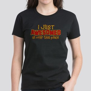 Funny awesome designs Women's Dark T-Shirt