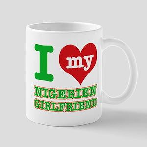 Nigerian Girlfriend designs Mug