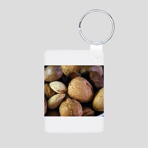 039_Food Aluminum Photo Keychain