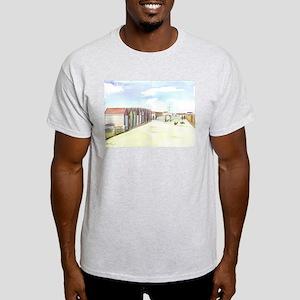 The Beach Huts at Blyth T-Shirt