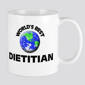 World's Best Dietitian Mug