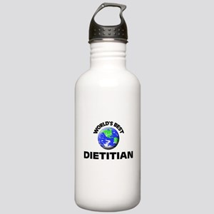 World's Best Dietitian Water Bottle