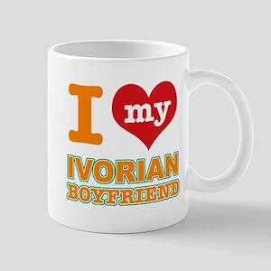 I love my Ivorian Boyfriend Mug