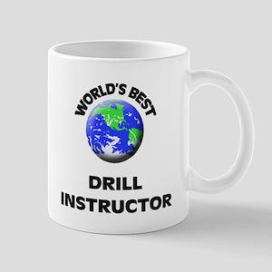World's Best Drill Instructor Mug