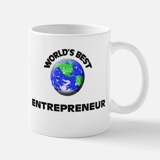 World's Best Entrepreneur Mug