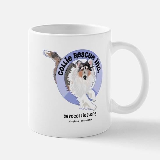 Collie Rescue, Inc Mug