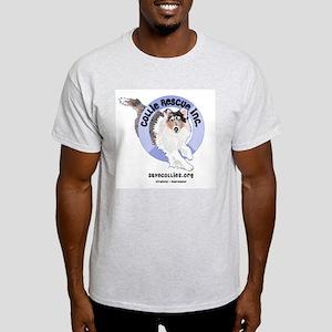 Collie Rescue, Inc Light T-Shirt