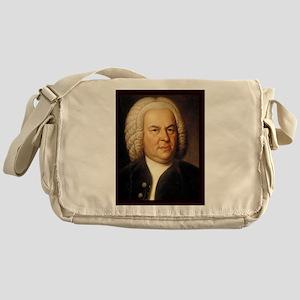 Johann Sebastian Bach Messenger Bag