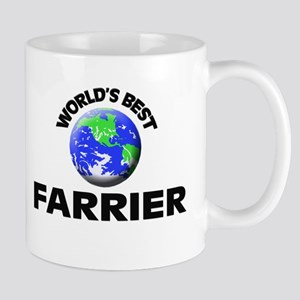 World's Best Farrier Mug