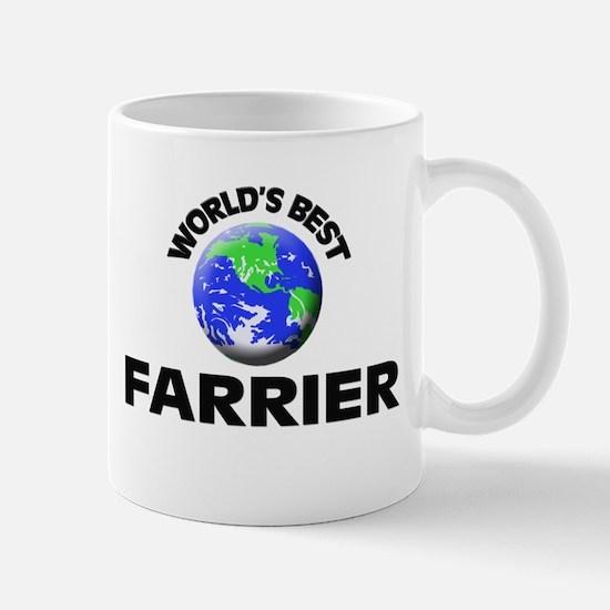 World's Best Farrier Mug