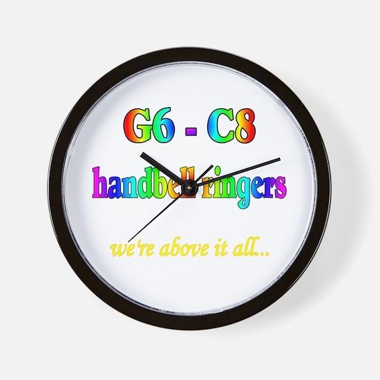 G6-C8 Wall Clock
