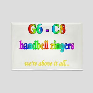 G6-C8 Rectangle Magnet
