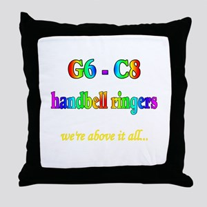 G6-C8 Throw Pillow