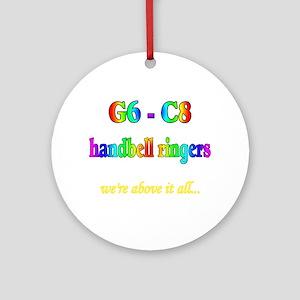 G6-C8 Ornament (Round)