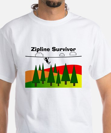 Zipline Survivor T-Shirt
