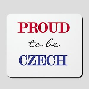 Czech Pride Mousepad