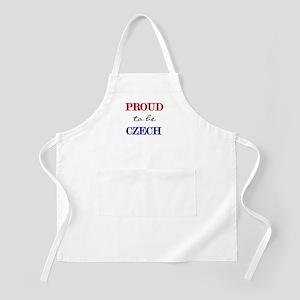 Czech Pride BBQ Apron