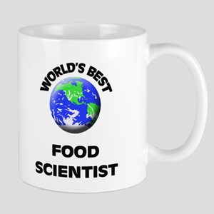 World's Best Food Scientist Mug