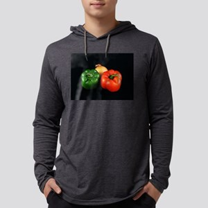 030_Food Mens Hooded Shirt