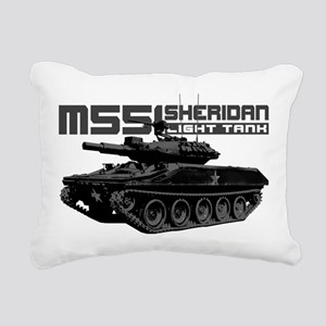 M551 Sheridan Rectangular Canvas Pillow