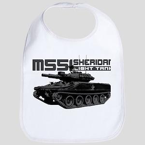 M551 Sheridan Bib