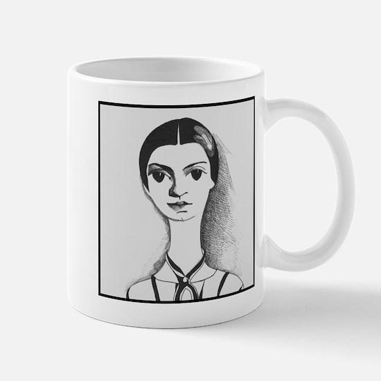 Emily Dickinson Mug Mugs