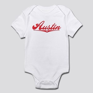 Austin TX Infant Bodysuit