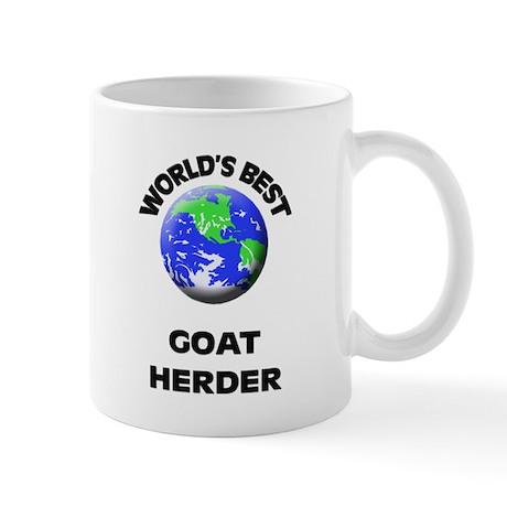 World's Best Goat Herder Mug