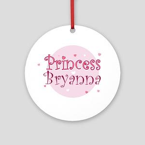 Bryanna Ornament (Round)