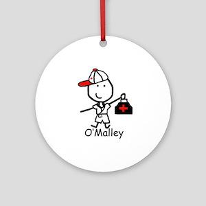 Medical - O'Malley Ornament (Round)