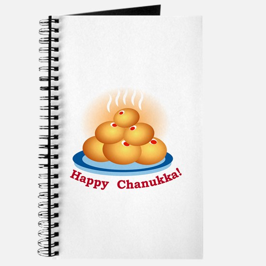 Chanukka Doughnuts Journal