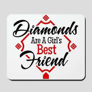 Diamonds BR Mousepad