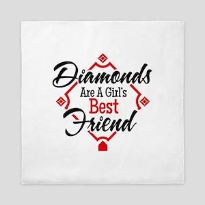 Diamonds BR Queen Duvet