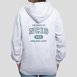 Vintage Property of NCIS Women's Zip Hoodie