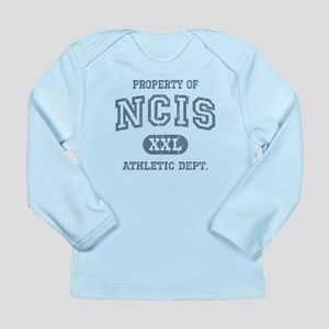 Vintage Property of NCIS Long Sleeve Infant T-Shir