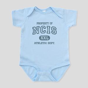 Vintage Property of NCIS Infant Bodysuit