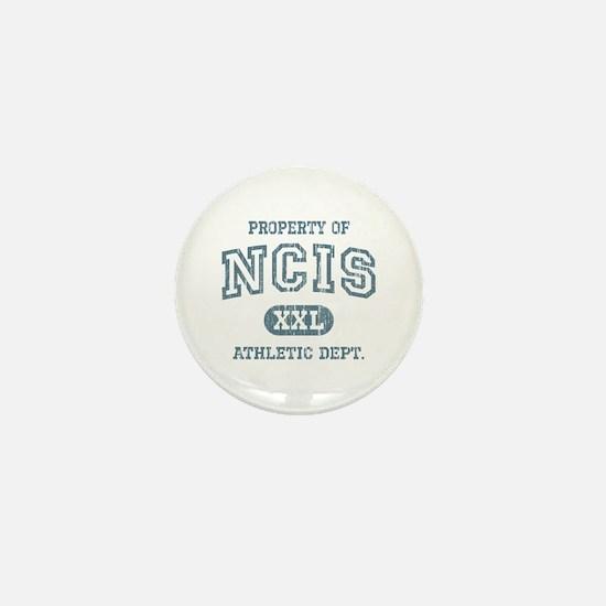 Vintage Property of NCIS Mini Button