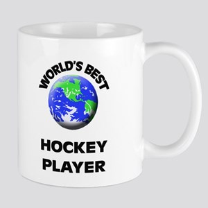 World's Best Hockey Player Mug